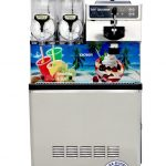 Maszyna do lodów ICETRO ALL IN ONE + granitor 2x12l